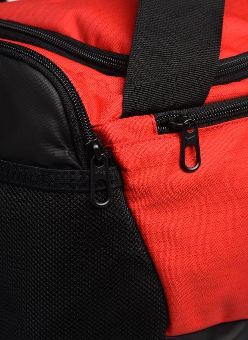 Sacs de sport Nike Nk Brsla S Duff - 9.0 (41L) Rouge vue gauche