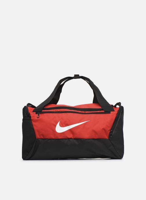 Sacs de sport Nike Nk Brsla S Duff - 9.0 (41L) Rouge vue détail/paire