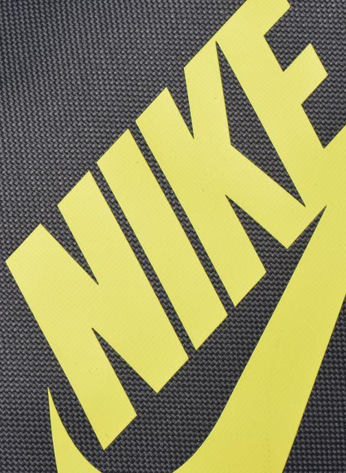Borsa da palestra Nike Nk Heritage Duff Grigio immagine sinistra