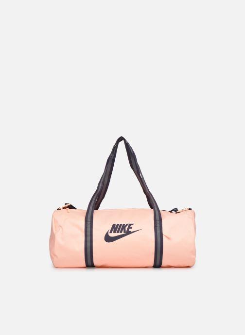 Bolsas de deporte Nike Nk Heritage Duff Rosa vista de detalle / par
