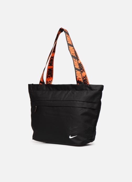 Sports bags Nike Nk Sprtswr Essentials M Tote Black model view