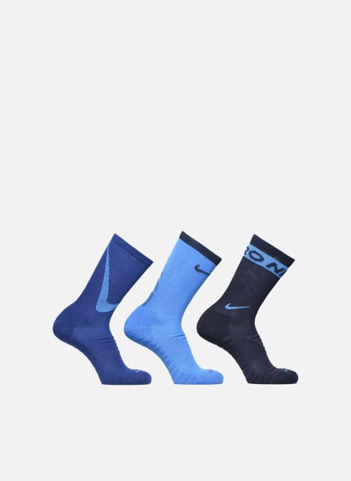 Socks & tights Nike U Nk Everyday Max Cush Crew 3P Blue detailed view/ Pair view