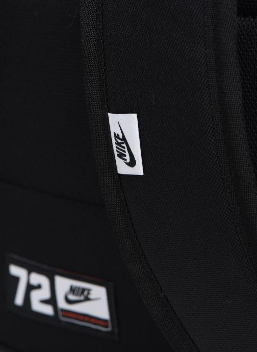Rucksacks Nike Nk Heritage Bkpk-2.0 Jdiy Aop Black view from the left