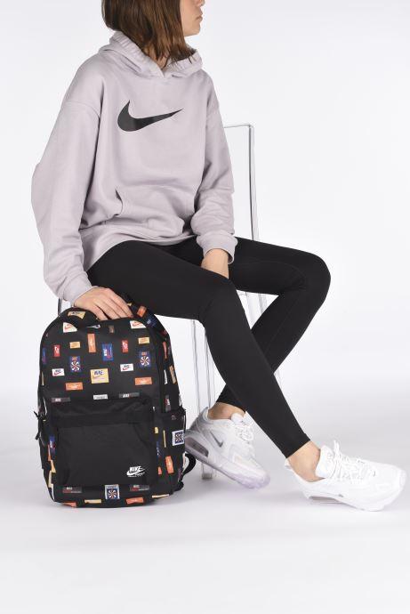 Rygsække Nike Nk Heritage Bkpk-2.0 Jdiy Aop Sort se forneden