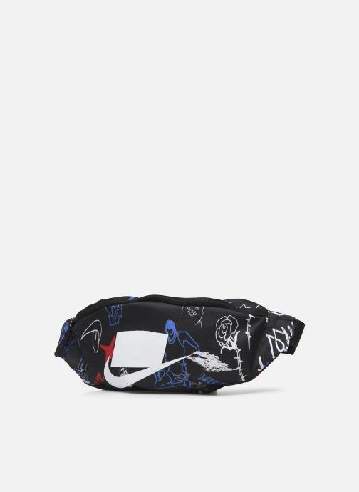 Petite Maroquinerie Nike Nk Heritage Hip Pack - Sp Aop Noir vue portées chaussures