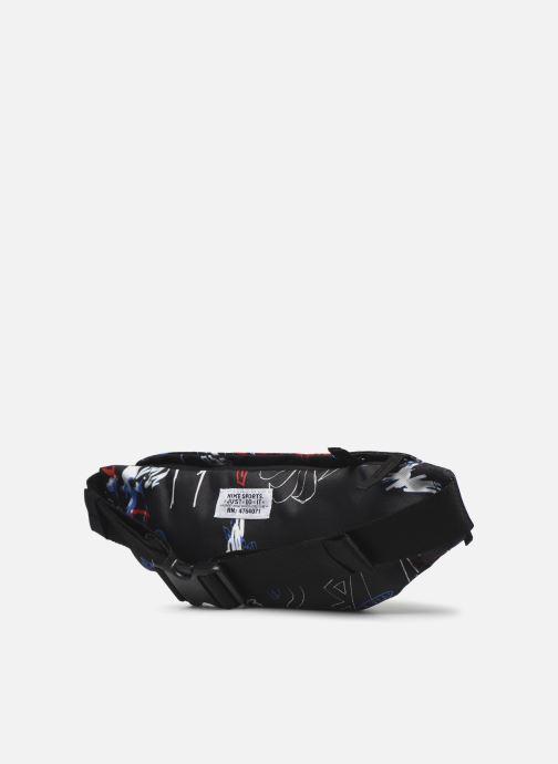 Petite Maroquinerie Nike Nk Heritage Hip Pack - Sp Aop Noir vue droite