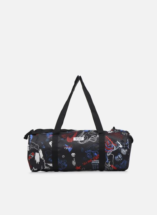 Sports bags Nike Nk Heritage Duffle - Gfx Black front view