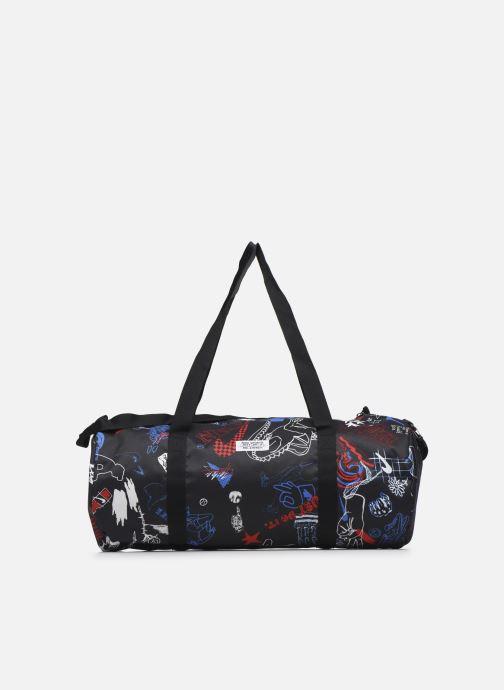 Sporttaschen Nike Nk Heritage Duffle - Gfx schwarz ansicht von vorne
