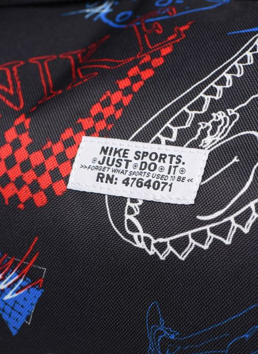Sports bags Nike Nk Heritage Duffle - Gfx Black view from the left