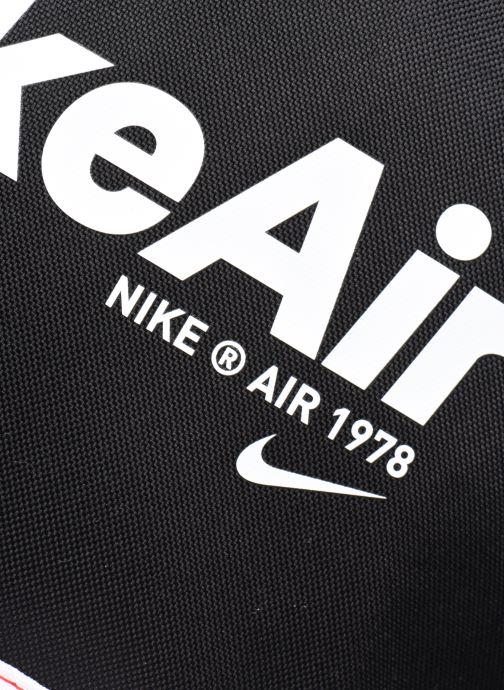 Rucksäcke Nike Nk Heritage Bkpk - 2.0 Nkair schwarz ansicht von links