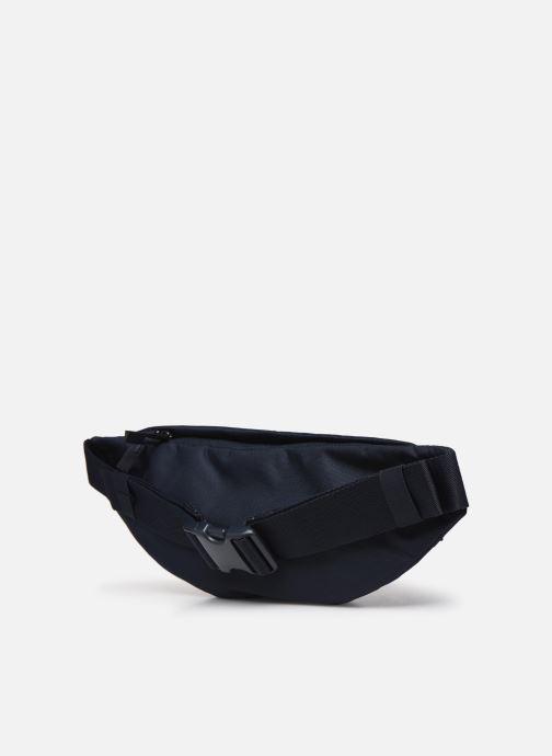 Marroquinería pequeña Nike Nk Heritage Hip Pack - 2.0 Nka Azul vista lateral derecha
