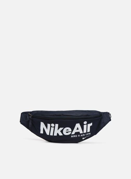 Marroquinería pequeña Nike Nk Heritage Hip Pack - 2.0 Nka Azul vista de detalle / par