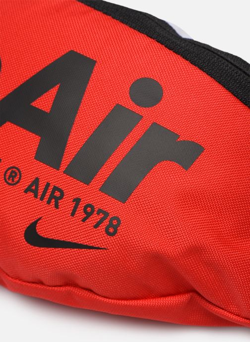 Pelletteria Nike Nk Heritage Hip Pack - 2.0 Nka Rosso immagine sinistra