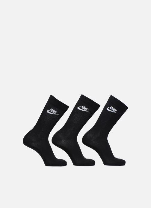 Chaussettes et collants Nike U Nk Nsw Evry Essential Crew Noir vue détail/paire