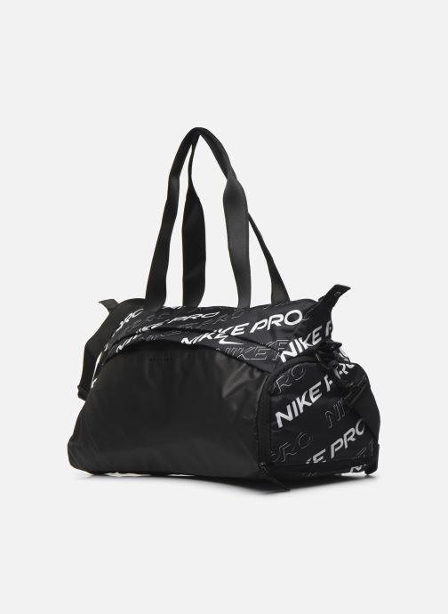 Sacs de sport Nike W Nk Radiate Club - Gfx Sp20 Noir vue portées chaussures