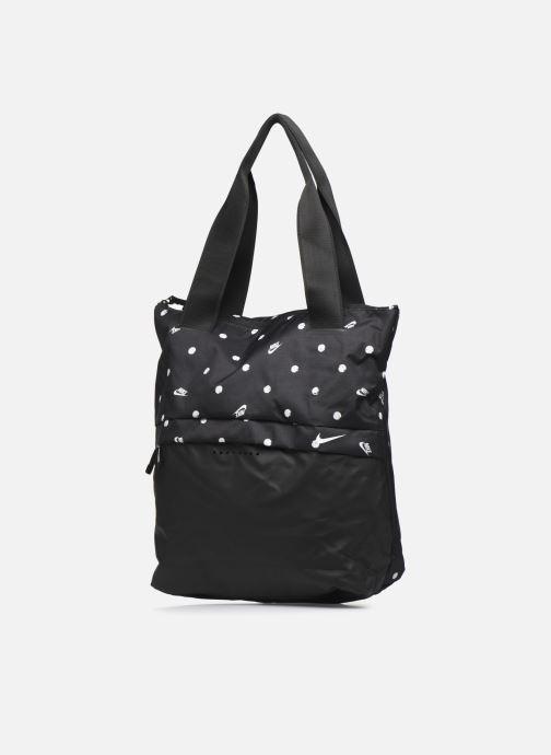 Sporttaschen Nike W Nk Radiate Tote - Aop Sp20 schwarz schuhe getragen