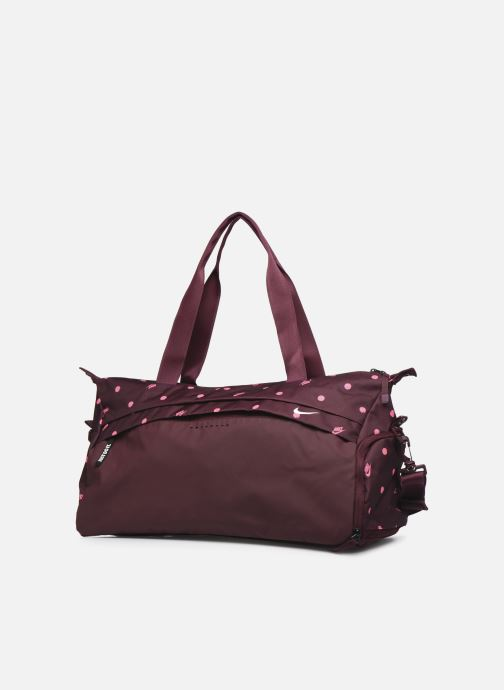 Sports bags Nike W Nk Radiate Club - Aop Sp20 Burgundy model view