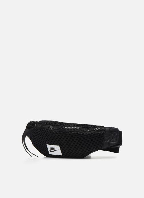 Borse Nike Nk Air Waist Pack  -  Sm Nero modello indossato