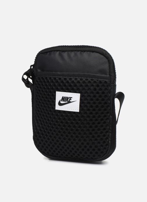 Petite Maroquinerie Nike Nk Air Smit  -  Sm Noir vue portées chaussures