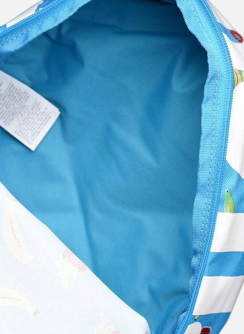 Rucksäcke Nike Y Nk Brsla Jdi Mini Bkpk-Aop S blau ansicht von hinten