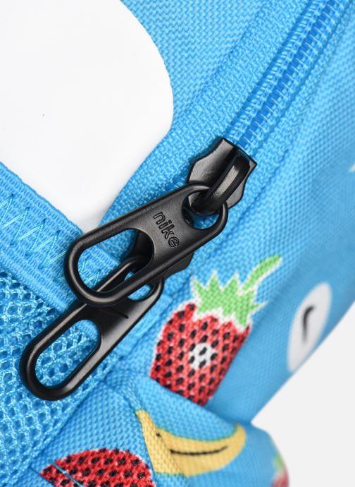 Rucksäcke Nike Y Nk Brsla Jdi Mini Bkpk-Aop S blau ansicht von links