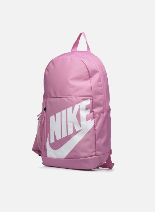 Mochilas Nike Y Nk Elmntl Bkpk - Fa19 Rosa vista del modelo