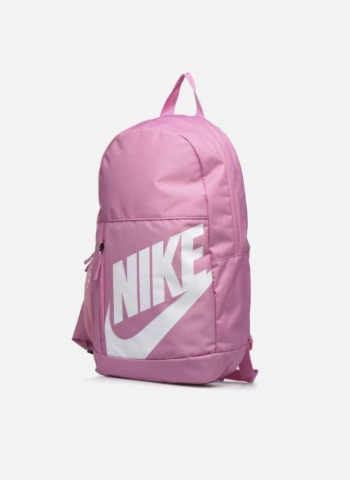 Rucksäcke Nike Y Nk Elmntl Bkpk - Fa19 rosa schuhe getragen