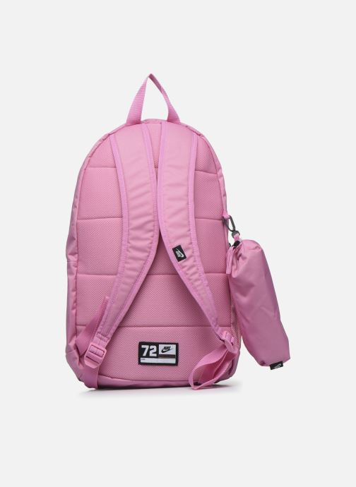 Rucksäcke Nike Y Nk Elmntl Bkpk - Fa19 rosa ansicht von vorne