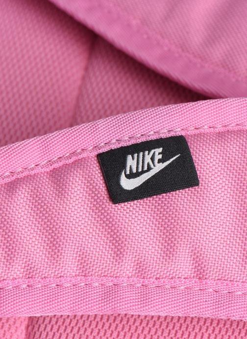 Rucksäcke Nike Y Nk Elmntl Bkpk - Fa19 rosa ansicht von links