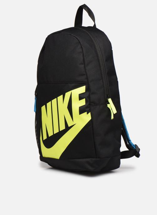 Sacs à dos Nike Y Nk Elmntl Bkpk - Fa19 Noir vue portées chaussures