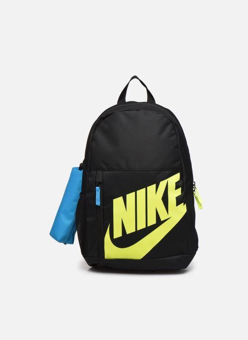 Sacs à dos Nike Y Nk Elmntl Bkpk - Fa19 Noir vue détail/paire