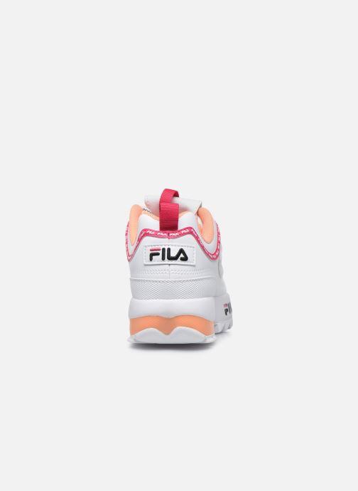 Baskets FILA Disruptor Logo Jr Multicolore vue droite