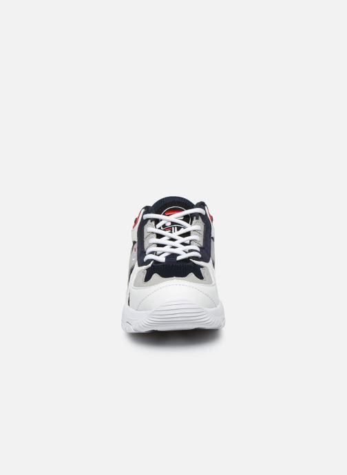 Sneaker FILA Select Low Kids mehrfarbig schuhe getragen