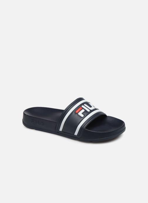 Sandales et nu-pieds FILA Morro Bay Kids Bleu vue détail/paire