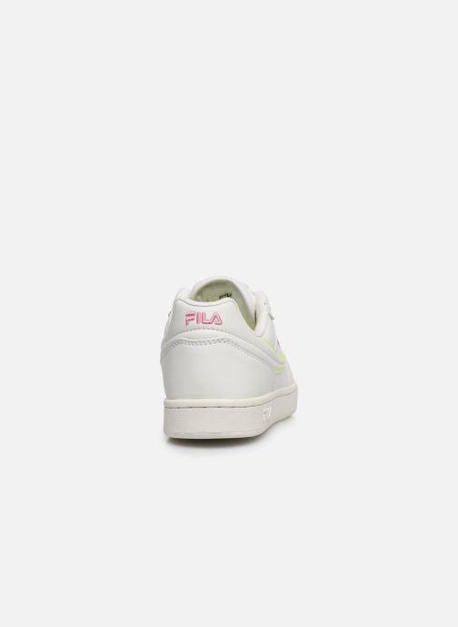 Sneaker FILA Arcade F Low Kids weiß ansicht von rechts