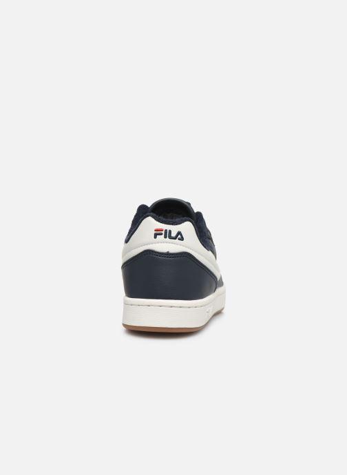 Sneaker FILA Arcade Low Kids blau ansicht von rechts