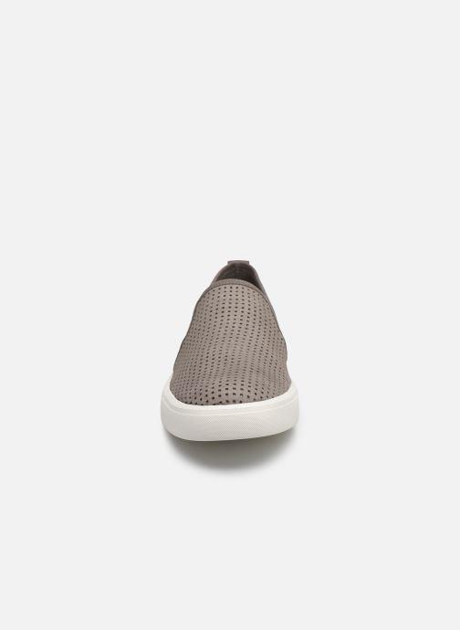 Mocassins Mephisto Cliff C Gris vue portées chaussures