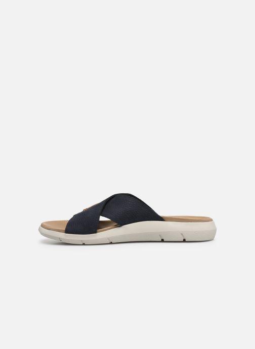 Sandali e scarpe aperte Mephisto Conrad C Azzurro immagine frontale
