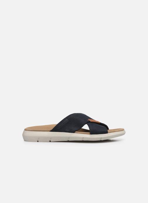 Sandales et nu-pieds Mephisto Conrad C Bleu vue derrière
