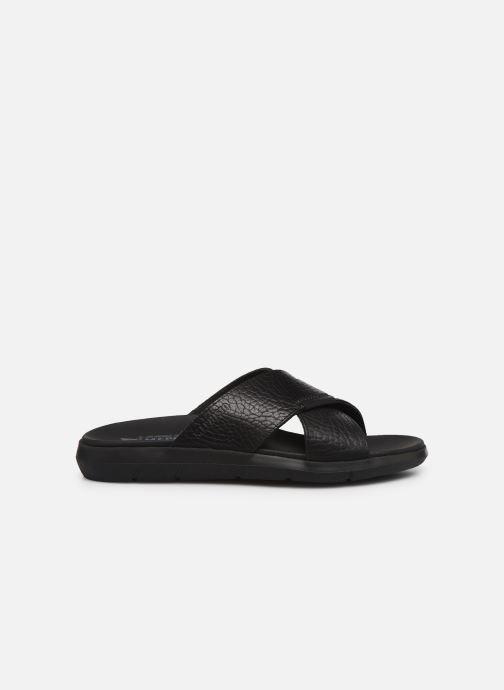 Sandales et nu-pieds Mephisto Conrad C Noir vue derrière