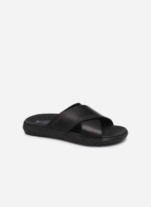 Sandales et nu-pieds Mephisto Conrad C Noir vue détail/paire