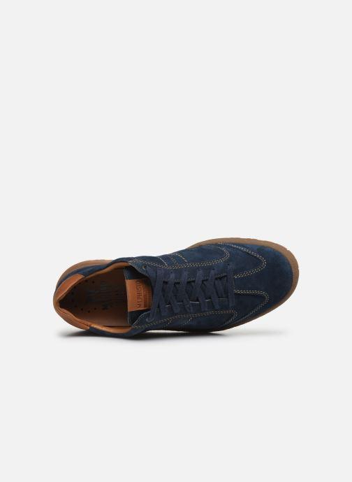 Sneakers Mephisto Jumper C Azzurro immagine sinistra