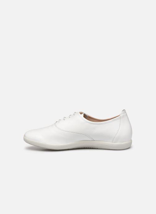 Sneaker Mephisto Kaliana C weiß ansicht von vorne