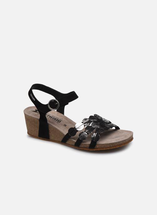 Sandales et nu-pieds Mephisto Matilde C Noir vue détail/paire