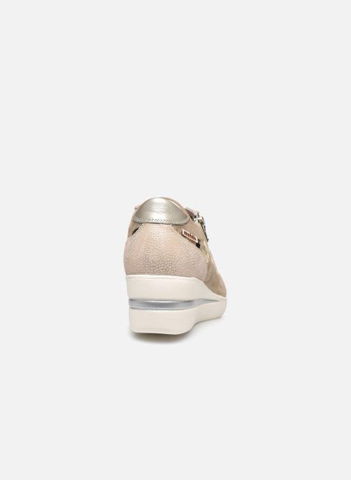 Sneakers Mephisto Patsy Shiny C Beige immagine destra