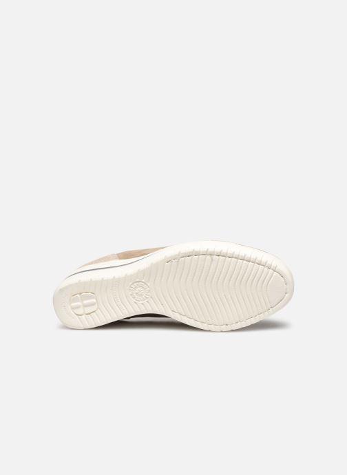 Sneakers Mephisto Patsy Shiny C Beige immagine dall'alto