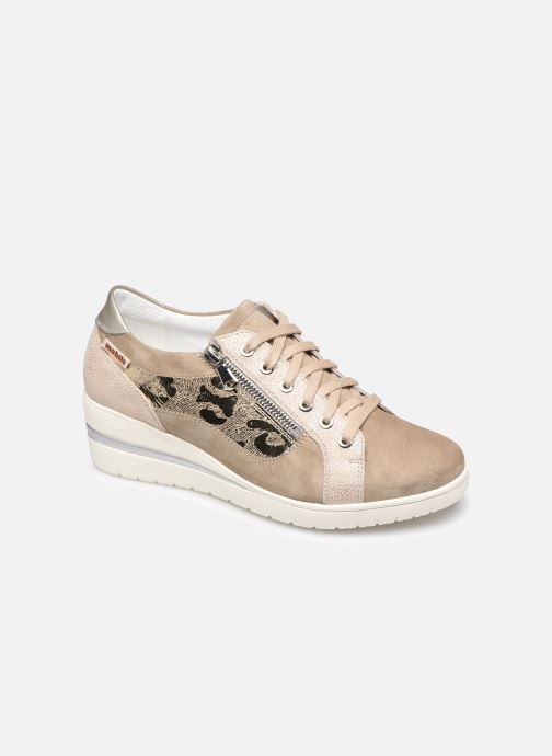 Sneakers Mephisto Patsy Shiny C Beige detail