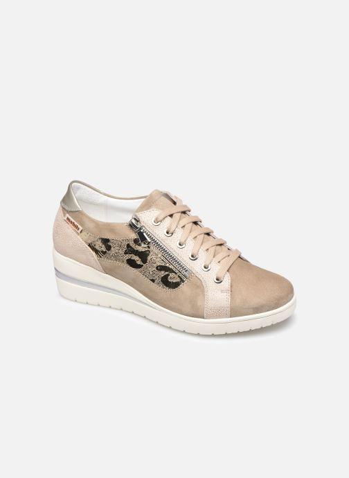 Sneakers Mephisto Patsy Shiny C Beige vedi dettaglio/paio