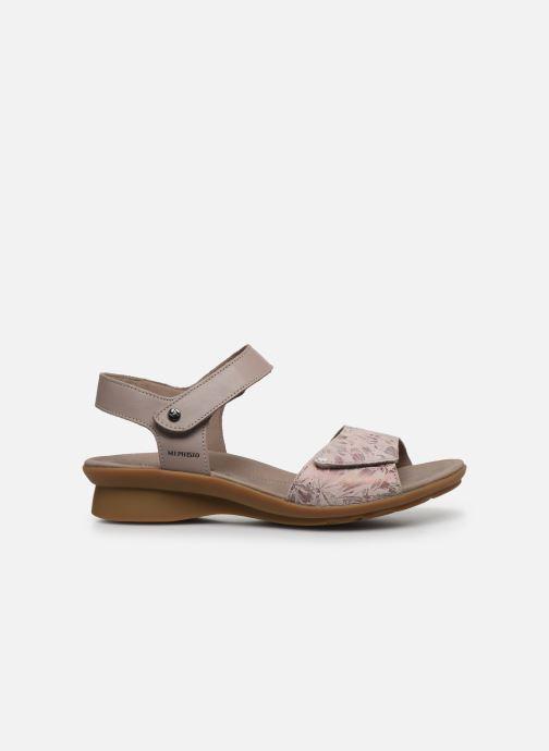 Sandales et nu-pieds Mephisto Pattie C Beige vue derrière