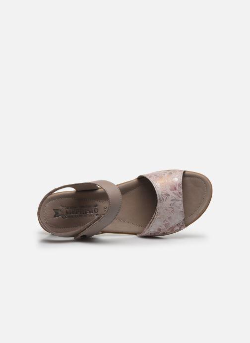 Sandales et nu-pieds Mephisto Pattie C Beige vue gauche